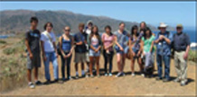 Junior Docents at Catalina Island